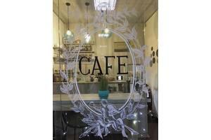 Новая дизайнерская кав'ярня, в центре Ровно.