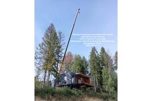 Оренда Кранів вантажність 25 тонн  Стріла 37 метрів