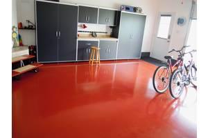 Полімерні підлоги (полимерные полы, наливные полы)