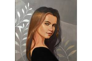 Портрет по фото, копія, розпис стін, цифровий портрет