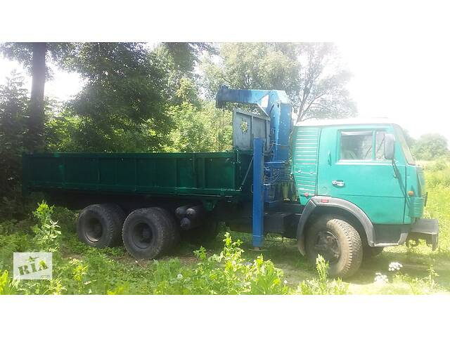 Услуги манипулятора, грузовые перевозки- объявление о продаже   в Украине
