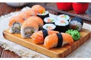 Продаж діючої доставки суші