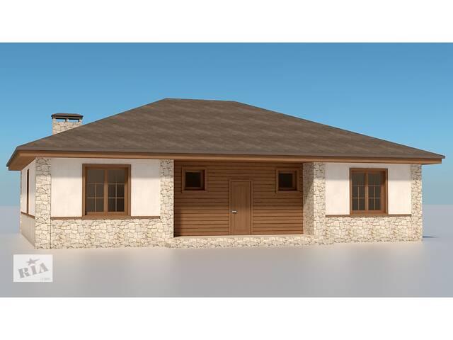 Проект одноэтажного жилого дома 1КЖ-2- объявление о продаже  в Херсоне