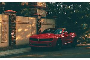 Рекламная фотосессия авто.