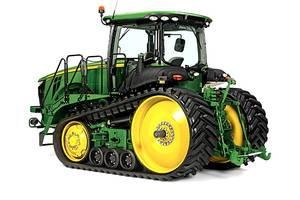 Ремонт гидравлики тракторов John Deere