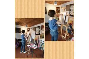 Репетитор по рисованию, Живописи, Рисунку