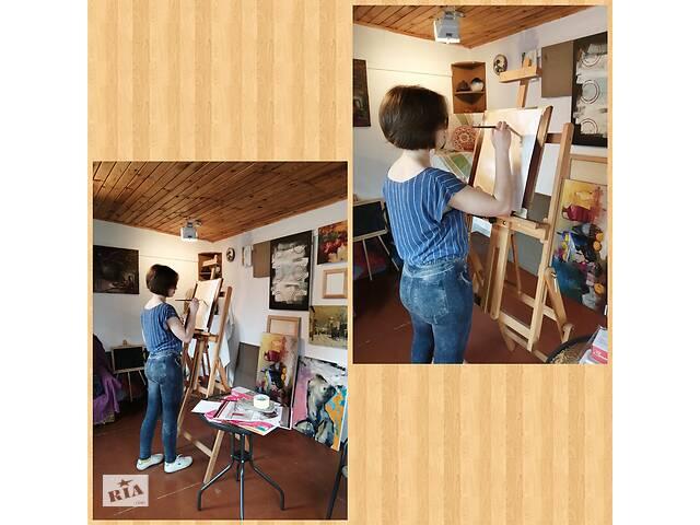 купить бу Репетитор по рисованию, Живописи, Рисунку в Ровно