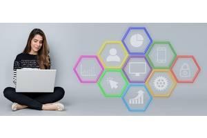 Создание и продвижение соц.сетей - инстаграм, фейсбук - SMM под ключ