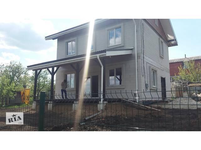 купить бу Строительство домов из кирпича и газобетона  в Украине