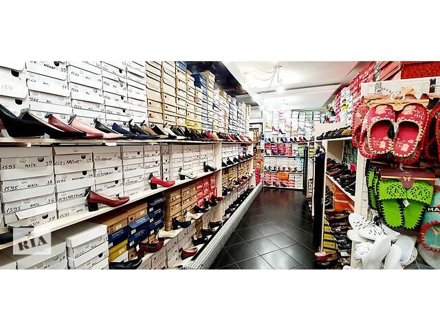 купить бу Супермаркет обуви готовый прибыльный бизнес г. Киев  в Украине