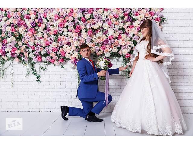 продам Весільна відео фото зйомка, відеооператор, фотограф. бу в Києві