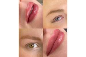 Татуаж/перманентный макияж по супер цене