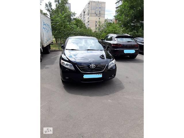 Toyota camry для работы в Элит такси- объявление о продаже   в Украине
