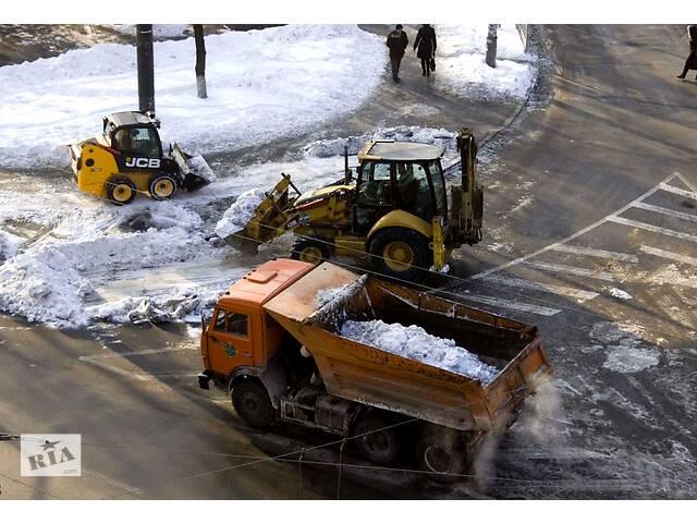 Уборка снега / вывоз снега