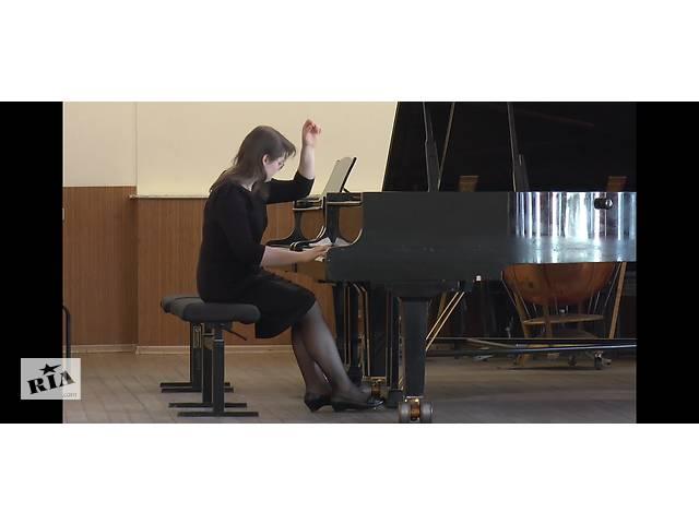 Уроки фортепиано- объявление о продаже  в Харькове