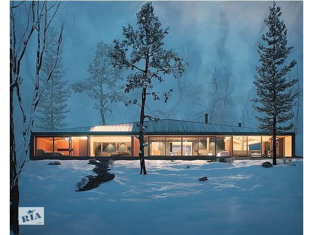 купить бу Услуги архитектора. Проектирую энергоэффективные дома по СИП технологии.  в Украине
