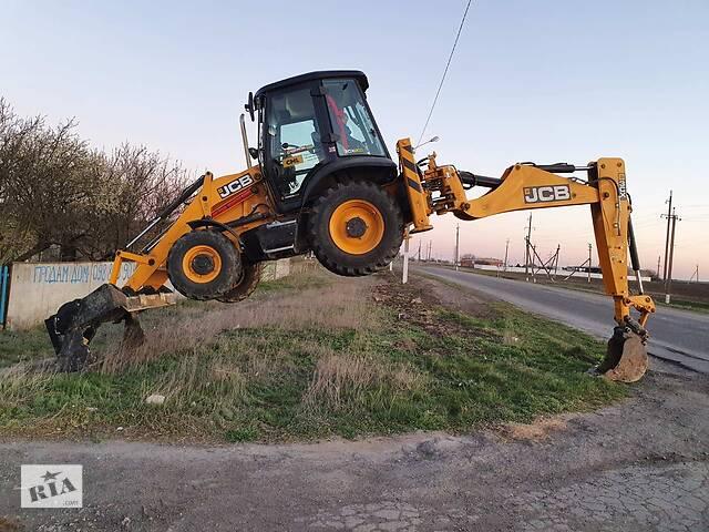 услуги экскаватора JCB 3CX Contractor- объявление о продаже  в Киеве