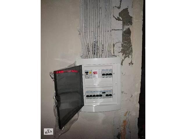 продам Услуги электрика бу в Вышгороде