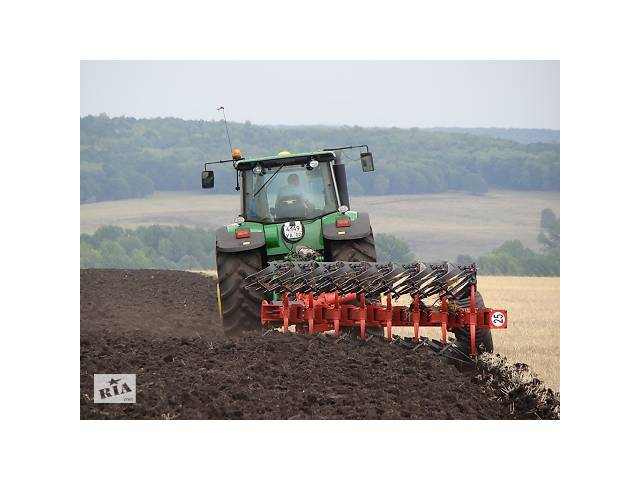 Услуги пахоты, вспашки почвы- объявление о продаже   в Украине