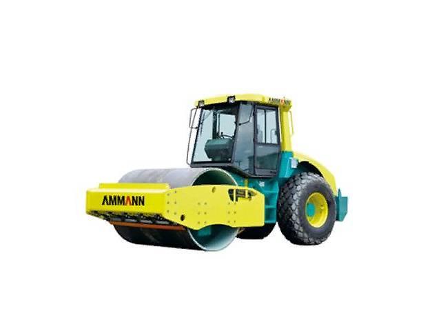 купить бу Услуги Виброкаток Ammann 15 тонн в Днепропетровской области
