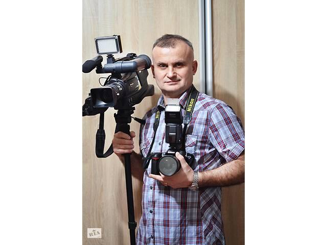 Видеосъемка от 300 грн.! Сумы! Фотограф! Область, УКРАИНА!- объявление о продаже   в Украине