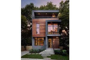 Индивидуальное проектирование коттеджей, зданий и сооружений