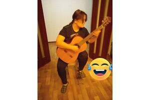 Индивидуальные уроки по гитаре
