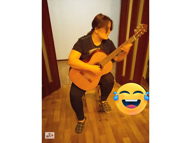 купить бу Индивидуальные уроки по гитаре в Чернигове