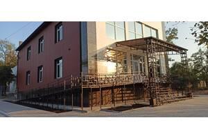 Изготовление Пандусов, навесов, ограждений, лестниц