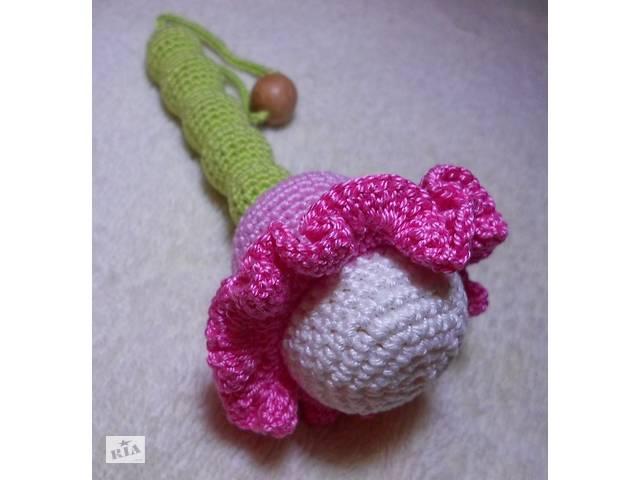 продам Зв'яжу іграшку-гризунець, брязкальце під замовлення бу в Полтаве