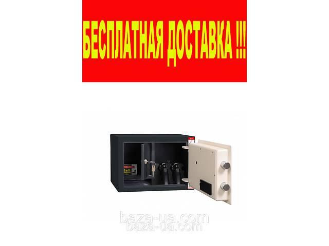 продам Сейф оружейный Griffon S.25.EP  + Бесплатная доставка бу в Киеве