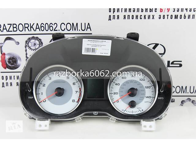 купить бу Щиток приборов Subaru Impreza (GJ/GP) 11-17 85012FJ031 (35022) в Киеве