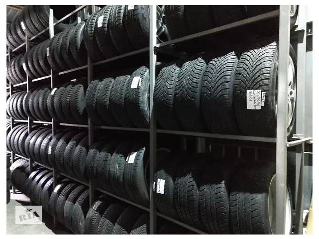 купить бу Б/у Шини зимові Continental Dunlop Pirelli 195 205 215 225 50 55 60 16 в Львове