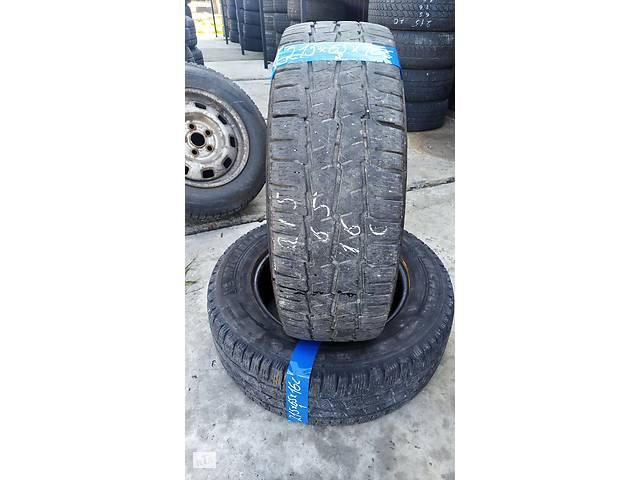 бу Michelin 215/65/16C Шины зимние шины 2 шт в Яворове