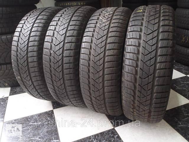 купить бу Шина бу 215/60/R16 Pirelli SottoZero 3 Зима 2016г 7,32мм в Кременчуці