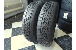 Шины бу 165/70/R14 Dunlop Sp Winter Response-2 Зима 2014г