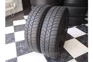 Шины бу 165/70/R14 Pirelli Control Winter Winter 190 Serie 2 Зима 6,53мм 2013г