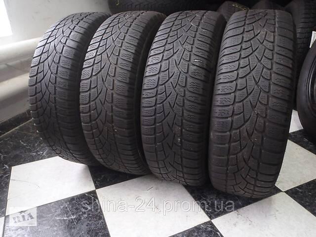 продам Шины бу 195/65/R15 Dunlop Sp Winter Sport 3D Зима 2013г бу в Кременчуці