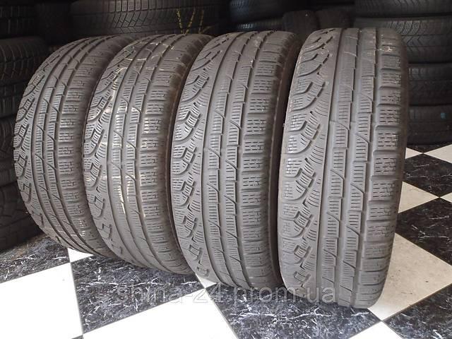 Шины бу 205/60/R16 Pirelli SottoZero Winter 210 Serie 2 зима 2014г- объявление о продаже  в Кременчуці