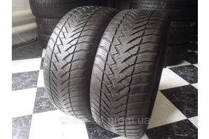 Шины бу 225/50/R17 GoodYear Eagle UltraGrip GW-3 Зима 6,6мм