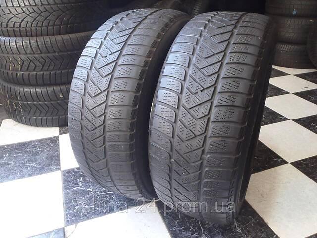 бу Шини бу 225/50/R17 Pirelli SottoZero 3 Зима 2015р в Кременчуці