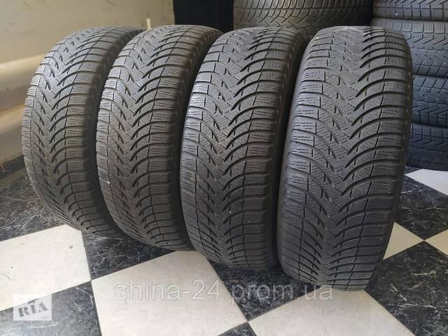 купить бу Шины бу 225/55/R16 Michelin Alpin A4 Зима 2013г 205/215/225/55/60/65 в Кременчуге