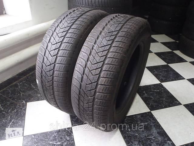 бу Шины бу 235/65/R17 Pirelli Scorpion Winter Зима 6,02мм 2015г в Кременчуці