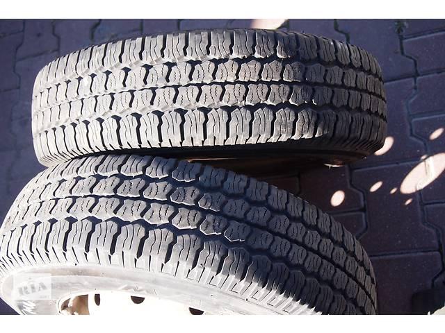купить бу Зимові шини для буса 185\70 R14С ціна800гр за один висота протектора 8мм 2008рв привезені з гумою провірені гарантія н в Чернівцях