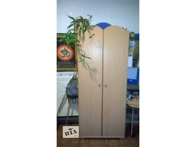 Шкаф для детской или подростковой комнаты в отличном состоянии- объявление о продаже  в Киеве