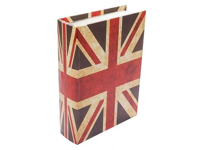 Шкатулка книга 490206 Британский флаг средняя Art. pan--842507365- объявление о продаже  в Киеве