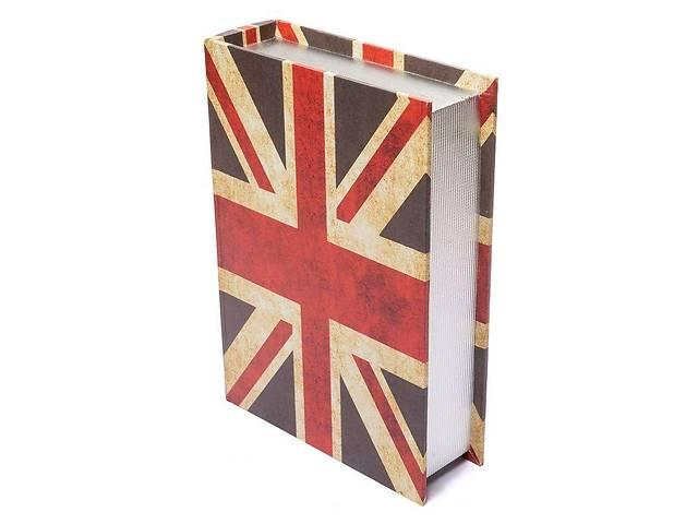 бу Шкатулка книга 490207 Британский флаг большая Art. pan--842507367 в Киеве