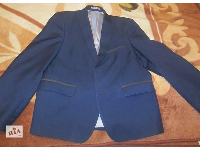 купить бу Школьный синий костюм в Идеальном состоянии! в Киеве