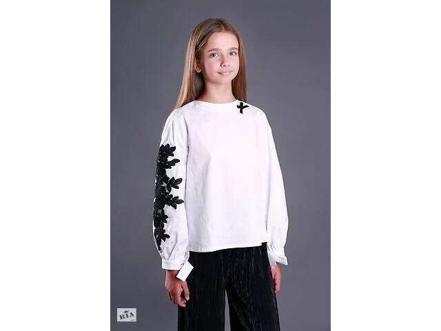 продам Белая  блузка для школы МОНЕ р-ры 122,128,1340,140,146,152,158 158 бу в Киеве