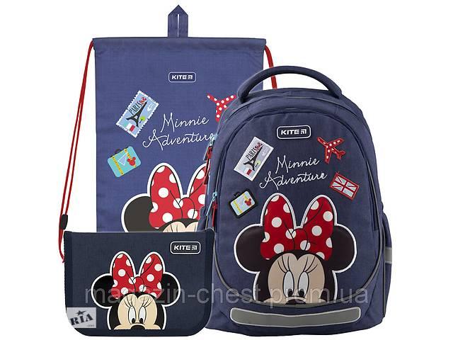 Рюкзак в комплекте 3 в 1 Minnie KITE MI19-700M+600S+622- объявление о продаже  в Киеве